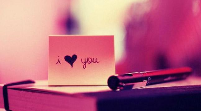 Se O Tempo Soubesse O Quanto Eu Te Amo: Minha Forma De Dizer Eu Te Amo