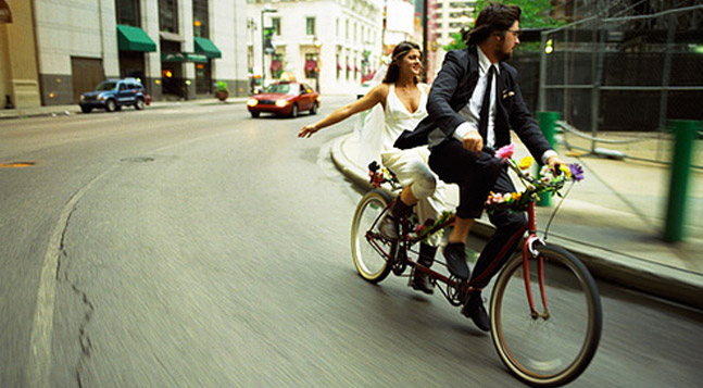 Não Sei se Caso ou se Compro Uma Bicicleta