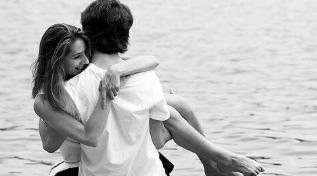Porque amor se faz com admiração