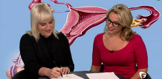 Vídeo mostra mulheres desenhando<#break#> suas próprias vaginas